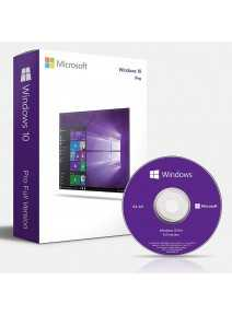 WINDOWS 10 PRO DVD 32/64...